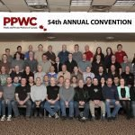 Delegates prepare for PPWC Convention in Mackenzie, British Columbia in April 2017