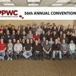 Delegates Prepare for the PPWC Convention in Castlegar, British Columbia in April 2019