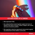 Advantages of a Union – Pride at Work