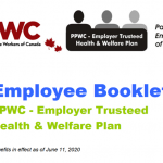 Employee Booklet June 2020 – Employer Trusted Health and Welfare Plan