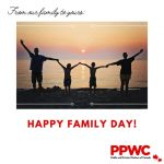 Happy Family Day, from the Public and Private Workers of Canada
