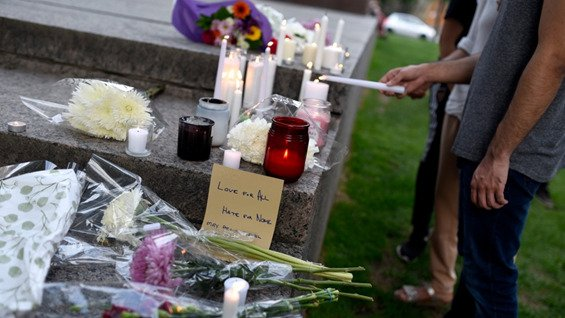 Islamophobia Vigil