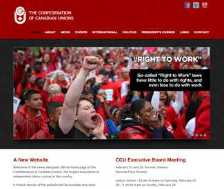 CCU Website
