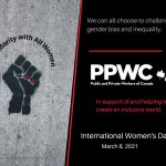 PPWC Celebrates International Women's Day 2021